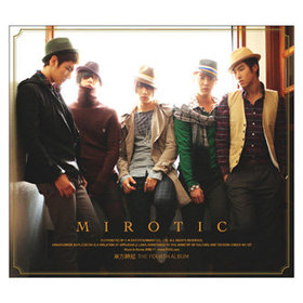 tvxq 4th album [korean] Mirotic
