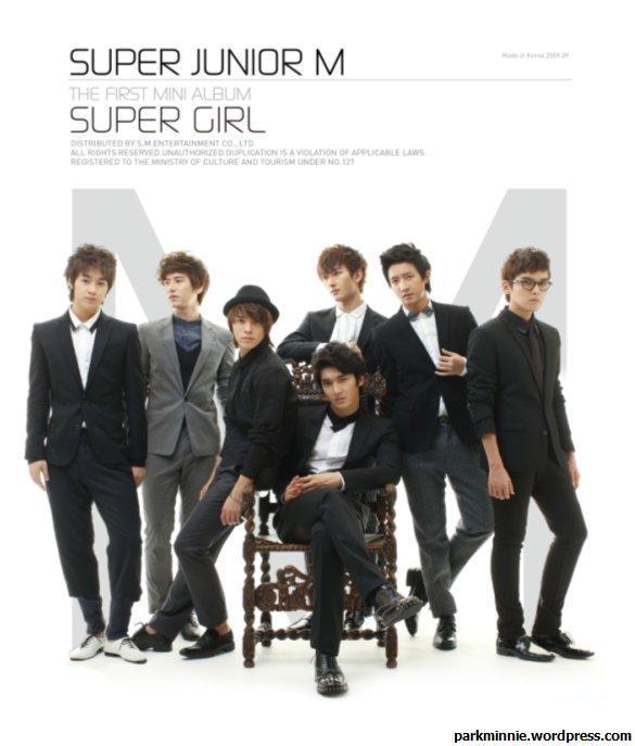 sj-m mini album
