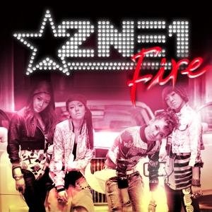 2NE1 fire