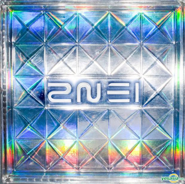 2ne1 first mini album album cover