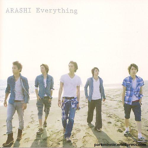 Arashi - 27th Single Everything