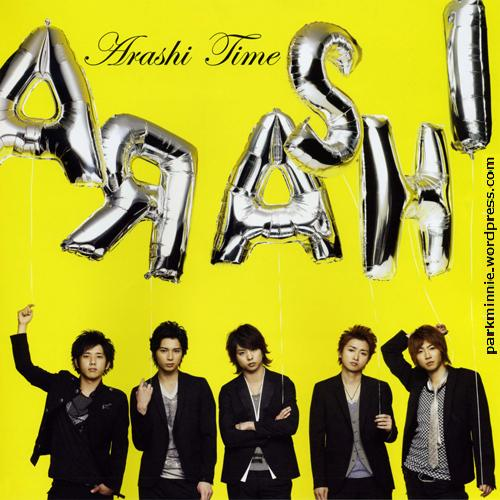 Arashi Vol.7 - Time