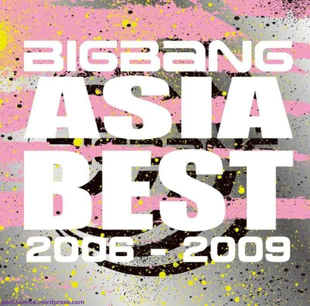 Big Bang - Asia Best 06-09