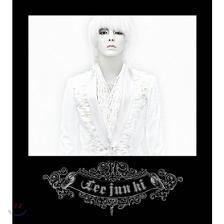 lee jun ki j-style album cover