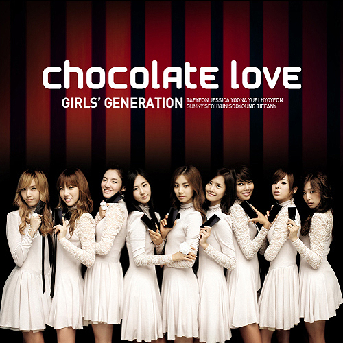 SNSD - chocolate love