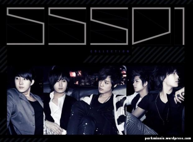 SS501 Collection album cover