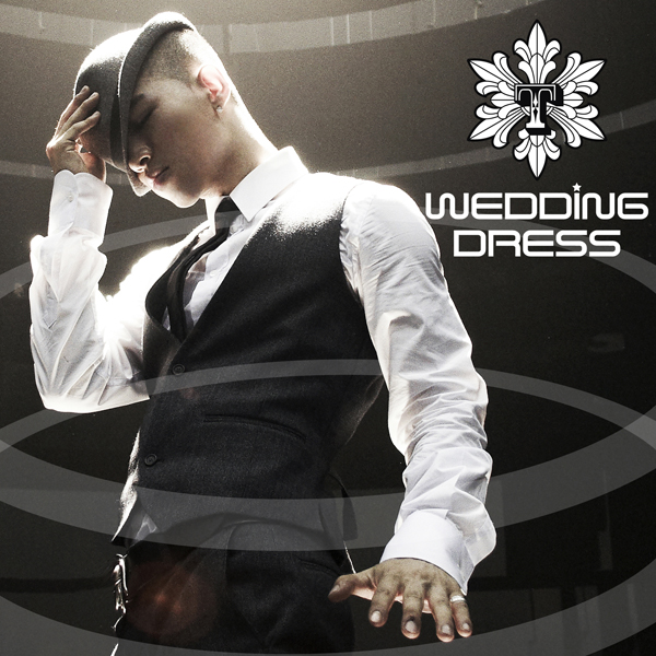 taeyang - wedding dress