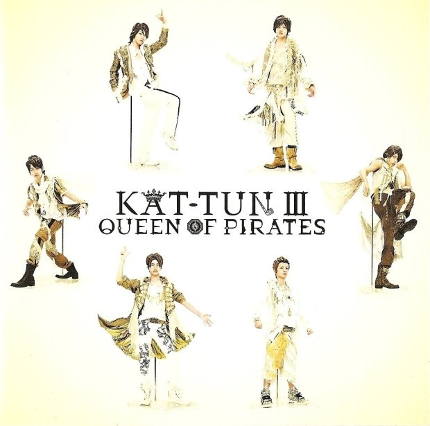 KAT-TUN - Vol.3 Queen of Pirates