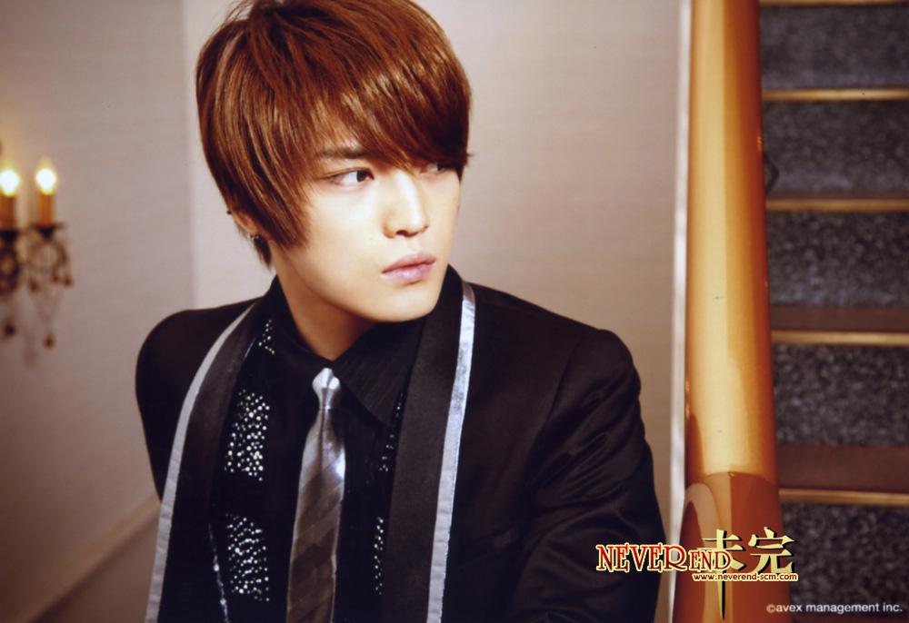 Tik Jaejoong Jaejoong Hero 20090507_tvxqscan2