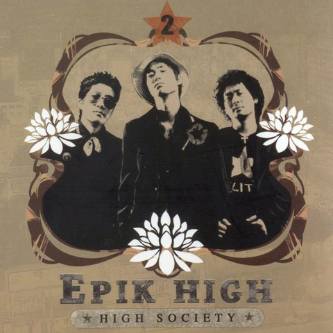 epik high - vol.2 cover
