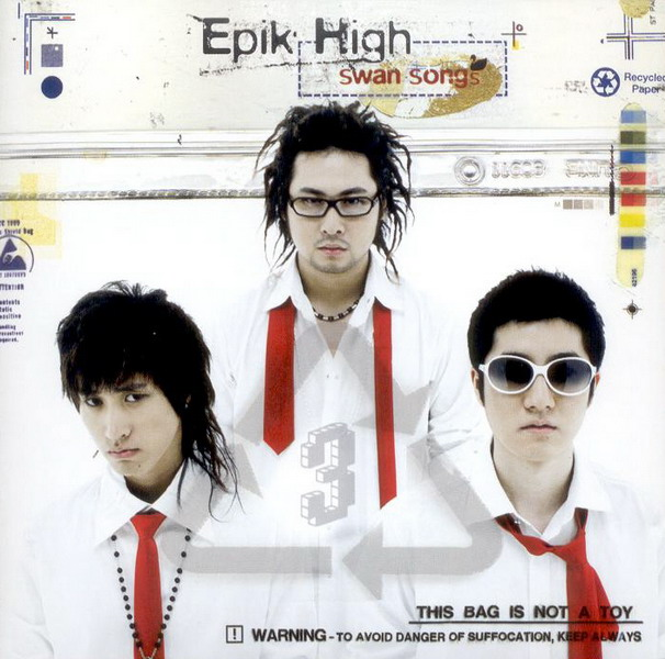 epik high - vol.3 cover