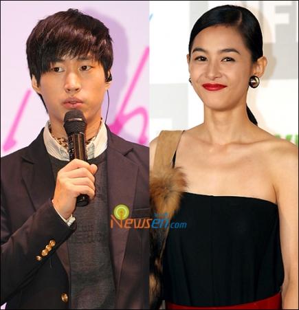 Tablo & Kang HyeJung