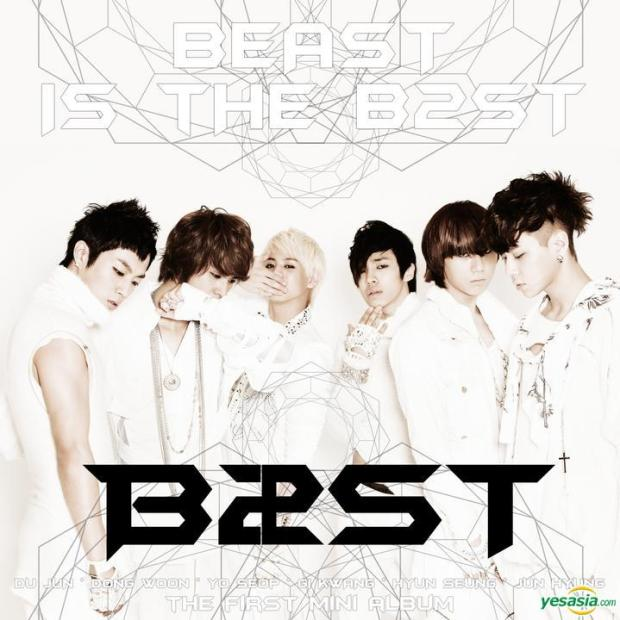 b2st 1st mini album