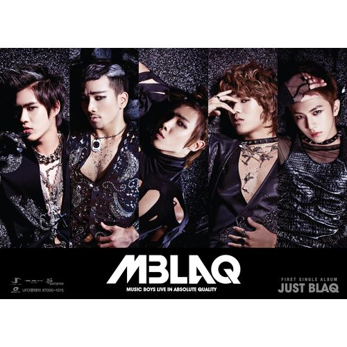 just blaq cover