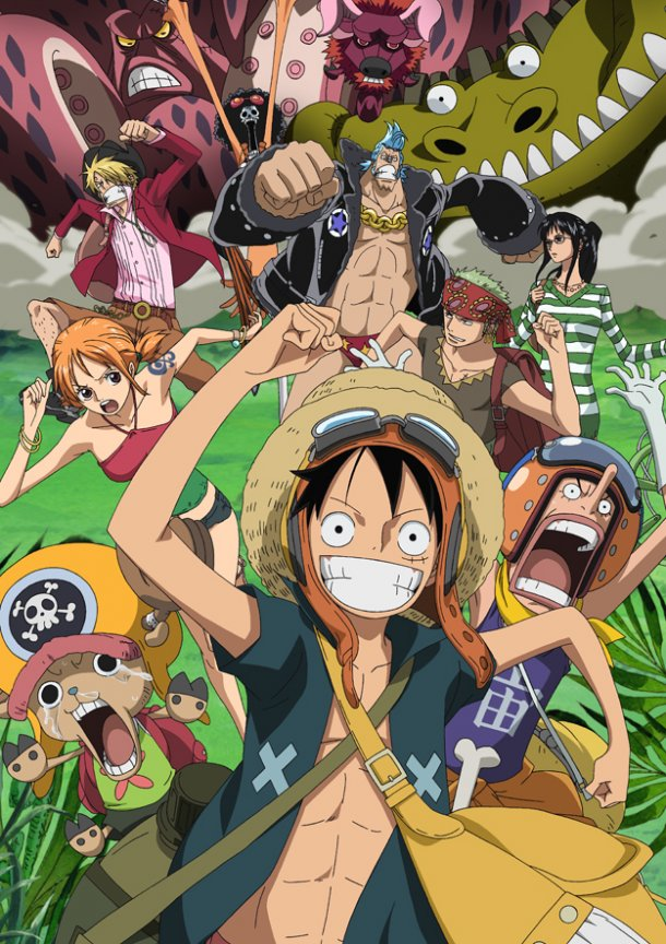 .: One Piece Film: Strong World :. VOSTFR | HDTV